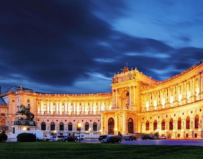 Vienna Hofburg - Traveling to Vienna