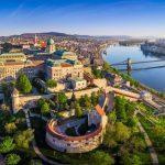 Budapest Panoramansicht