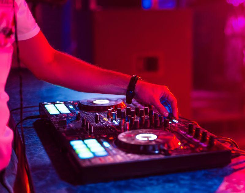 DJ in Barcelona