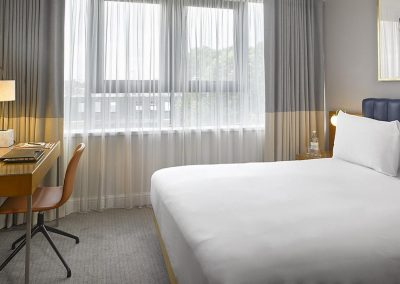 K+K Hotel George Kensington London Doppelzimmer