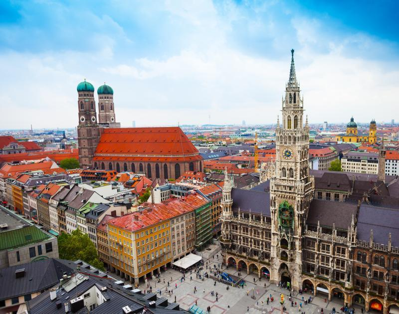 Exploring Munich in Three Days | K+K Hotels