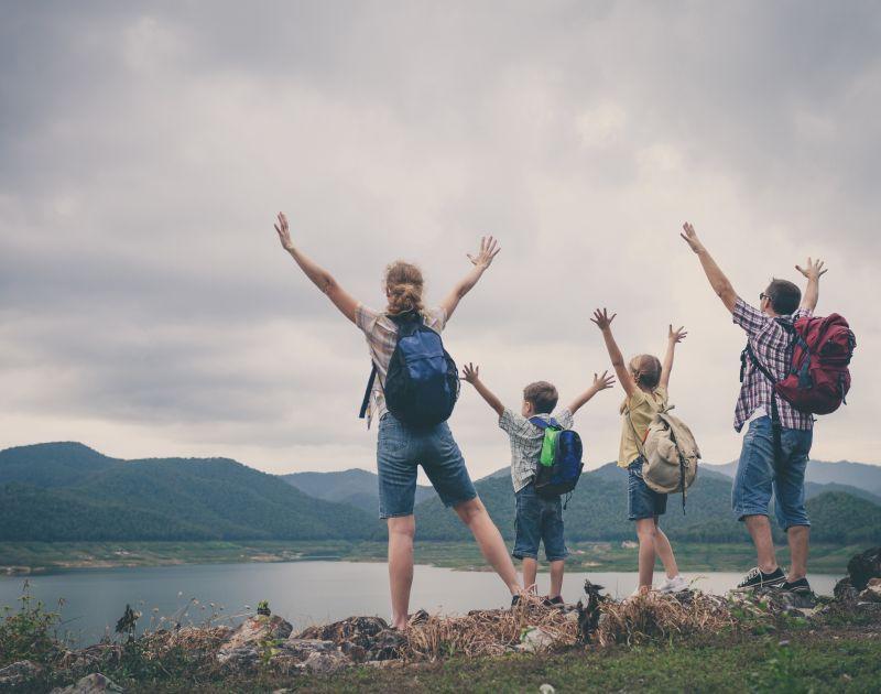 Family Trip - Europe