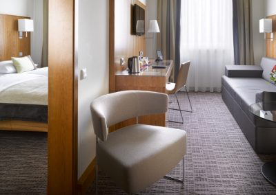 K+K Hotel am Harras Muenchen Junior Suite