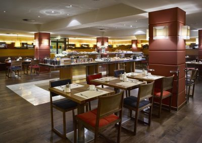K + K Hotel Maria Theresia Wien Restaurant