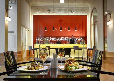 K+K Hotel Central Prag Bar