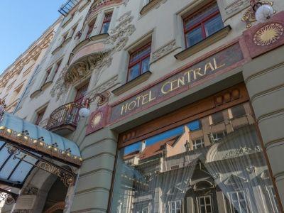 K+K Hotel Central, Prague