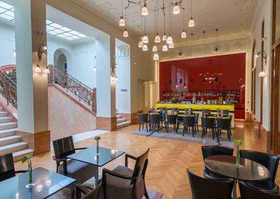 K+K Hotel Central Prague Bar