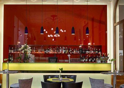 K+K Hotel Central Prague Bistro Bar