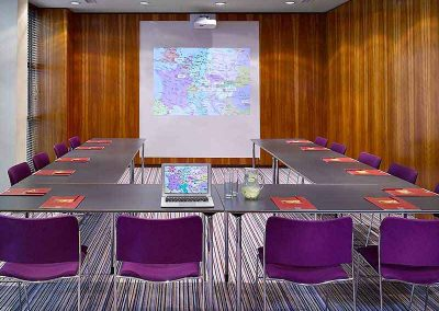 K+K Hotel Central Prague Meeting Room Belsky