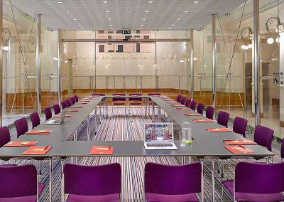 K+K Hotel Central Prague Meeting Room Ohman