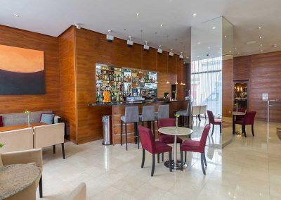 K+K Hotel Fenix Prague Bar