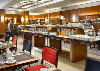 K+K Hotel Fenix Prague Breakfast Restaurant