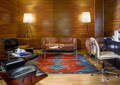 K+K Hotel Fenix Prague Business Lounge 2