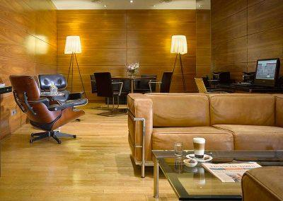 K+K Hotel Fenix Prague Business Lounge