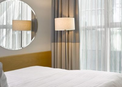 K+K Hotel Fenix, Prague Classic Room view to Window