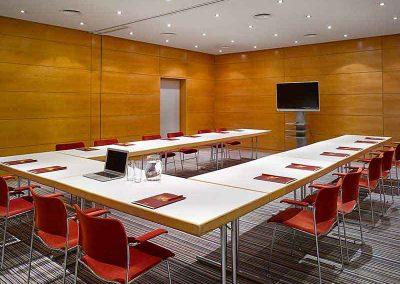 K+K Hotel Fenix Prague Conference Room