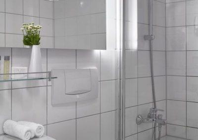 K+K Hotel Fenix, Prague Executive Room Bathroom