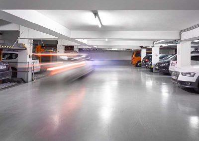 K+K Hotel Fenix Prague Garage