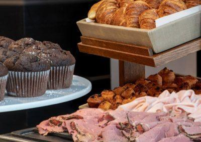 KK Hotel George Kensington London Breakfast Buffet