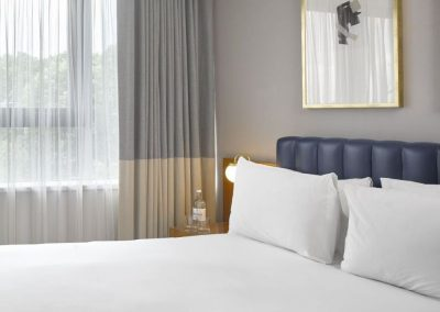 K+K Hotel George Kensington, London Classic Double Room Version2
