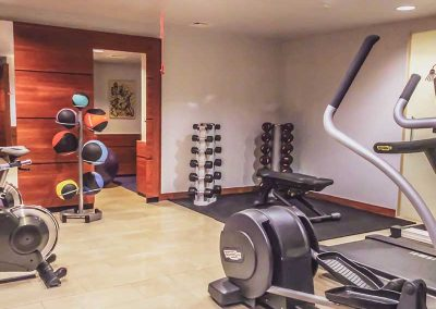 K+K Hotel George Kensington, London Gym