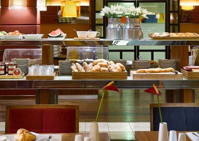 K+K Hotel Maria Theresia Vienna Breakfast Buffet