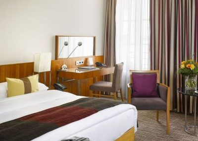 K+K Hotel Maria Theresia, Vienna Executive Room total View