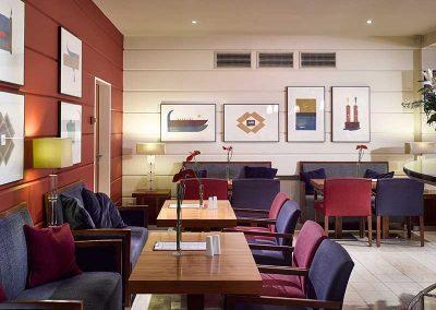 K+K Hotel Maria Theresia Vienna Lobby Bar