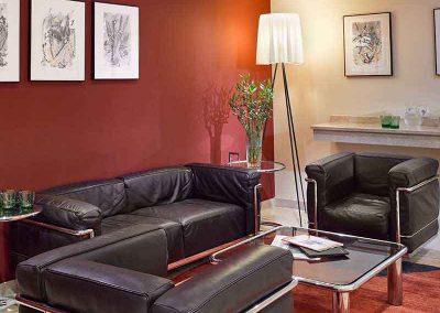 K+K Hotel Maria Theresia Vienna Lobby Lounge