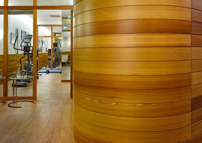 K+K Hotel Maria Theresia Vienna Sauna and Fitness