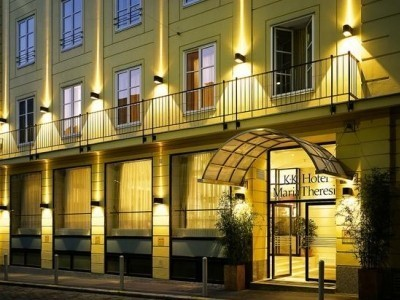 K+K Hotel Maria Theresia, Vienne