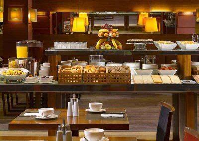 K+K Hotel Opera Budapest Breakfast Buffet