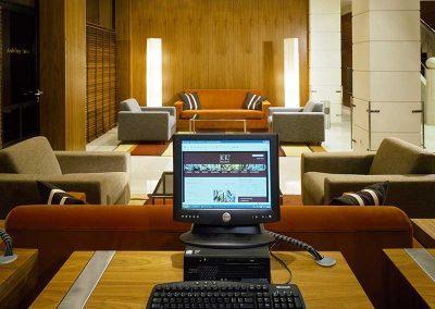 K+K Hotel Opera Budapest Internet Corner