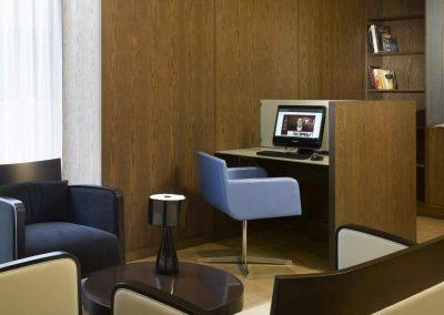 K+K Hotel Picasso Barcelona Business Lounge