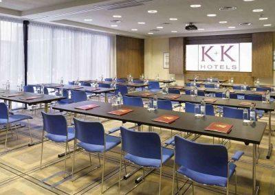 K+K Hotel Picasso Barcelona Conference Room