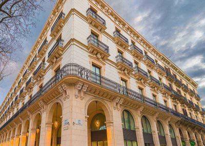 K+K Hotel Picasso Barcelona Entrance