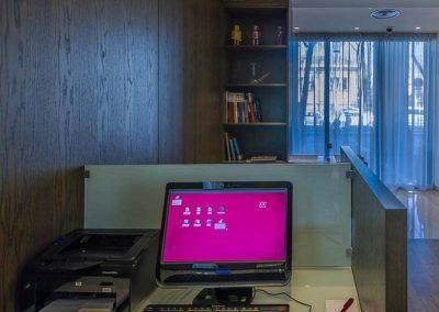 K+K Hotel Picasso Barcelona Internet corner