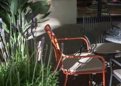 K+K Hotel Picasso Barcelona Lounge Detail