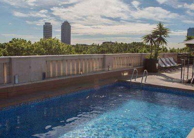 K+K Hotel Picasso Barcelona Pool