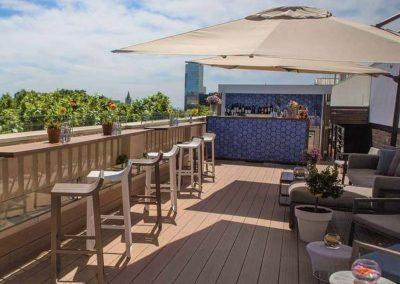 K+K Hotel Picasso Barcelona Terrace