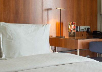 K+K Hotel Picasso El Born, Barcelona Classic Room Bedview