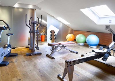 K+K Hotel am Harras Munich Fitness