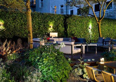 K+K Hotel am Harras Munich Lounge Terrace