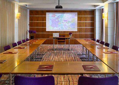 K+K Hotel am Harras Munich Meetingroom