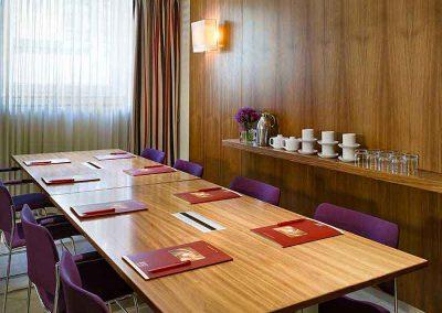K+K Hotel am Harras Munich Small Meetingroom