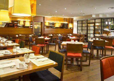 K+K Palais Hotel Vienna Breakfast Room