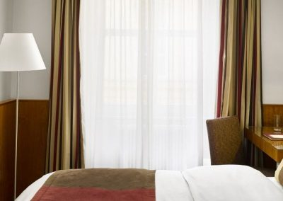 K+K Palais Hotel, Vienna Classic Double Room
