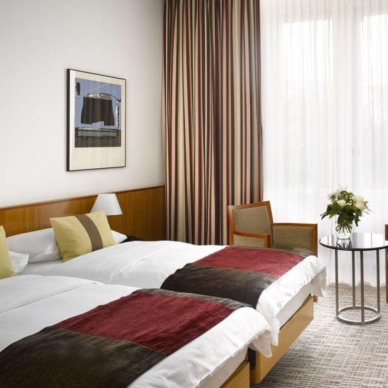 K+K Palais Hotel, Vienna Executive Twin Room