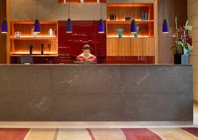 K+K Palais Hotel Vienna Reception