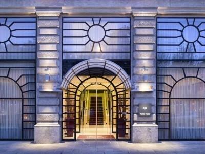 K+K Palais Hotel, Vienne
